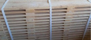 square edged boards for euro pallets production