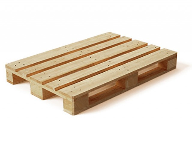 WOOD PALLETS AND PACKAGING